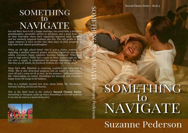 Something to Navigate.  Book 3 in the Second Chance Series.